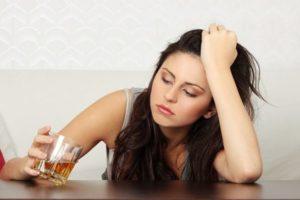 Симптомы проявления женского алкоголизма