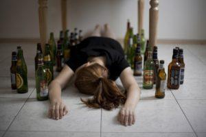 Стадии развития женского алкоголизма