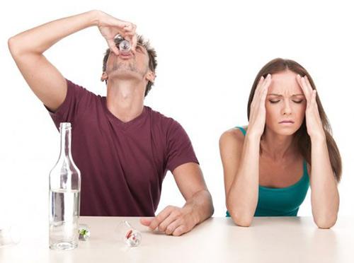 эффективное кодирование от алкоголя